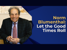 Norm Blumenthal: Let the Good Times Roll