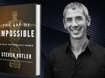 New York Times Bestselling Author Steven Kotler to Share Secrets to Overcoming the Impossible in Online Fireside Chat