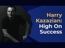 22RedLA CEO, Harry Kazazian is bullish on the Cannabis industry and High On Success