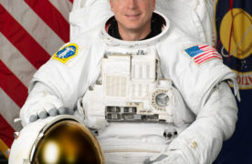 Astronaut Terry Virts Launches 'Down to Earth' Podcast Series